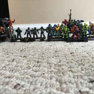 Image of: heros collection