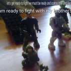 Brothers in arms part 6 war is coming