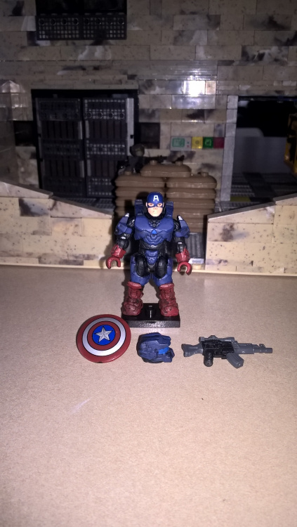 Image of: Captain America