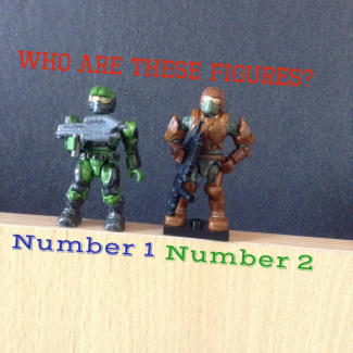 Image of: Who are these figures?