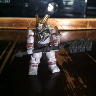 Image of: Custom painted brute captain (Reach V)