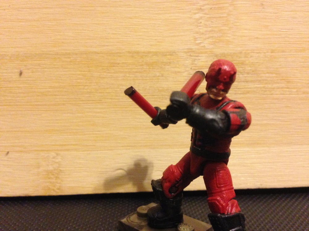 Image of: Daredevil