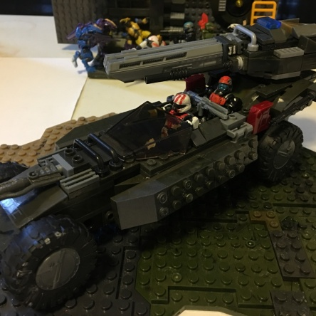 "U.N.S.C. ""Wolf"" project"