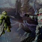 Image of: Time was your ally human now. Now it has deserted you. The forerunners have returned