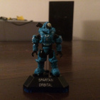 Image of: My Halo Heroes Series One