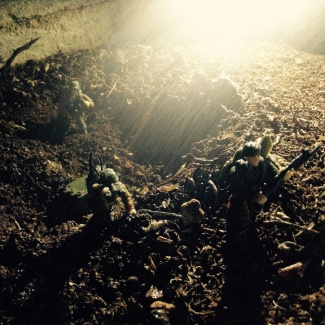 Image of: Trench wars