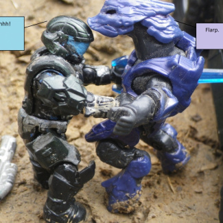 Image of: The ODST-The Zealot Part 3
