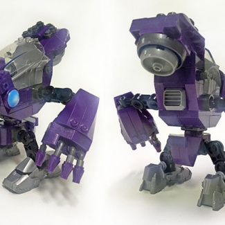 Image of: Grunt Goblin Custom Build