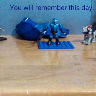 Image of: You'll remember this day...
