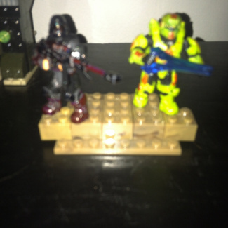 Custum Figures and Weapons