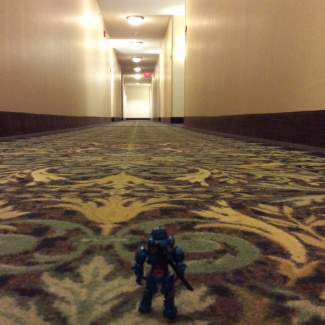 Image of: The days at staybridge day 1, part 1, Down the hall