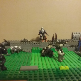 Image of: ODST Final Stand