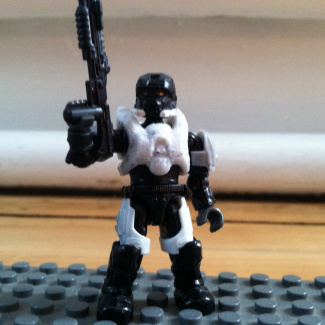 Image of: Commander John Garret (Custom)