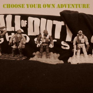 Image of: Choose Your Own Adventure!