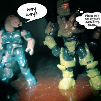 Image of: The Antics of Blair and Blorg: Part 1