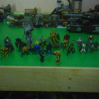 my mega blok collection: covanant