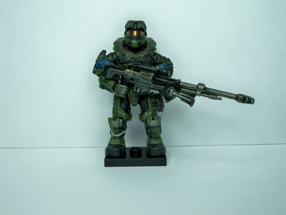 Image of: Halo Reach SRS99-AM Sniper Rifle