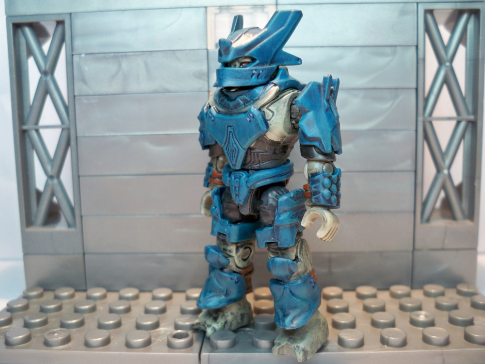 Image of: Halo 3 Brute Captain Ultra