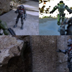 Image of: Halo 4 Confrontation