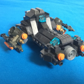 Image of: Starcraft 2 battlecruiser