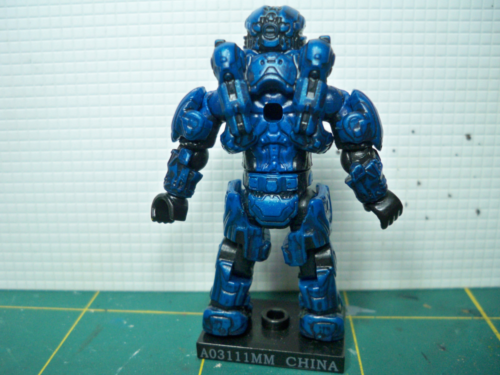 Image of: Game accurate Spartan IV Enforcer