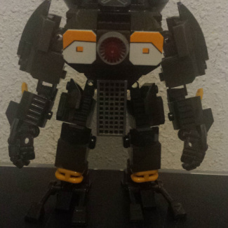 Image of: The Goliath Heavy Combat Bot