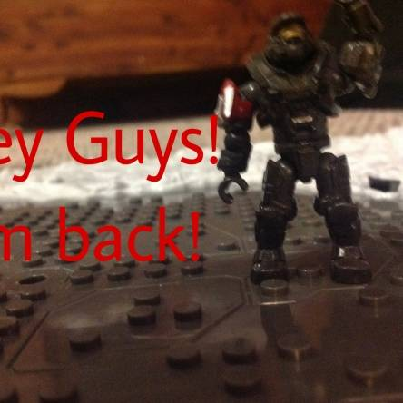 I'm back! And some news