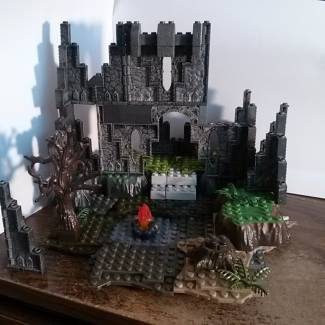 Image of: Firelink Shrine