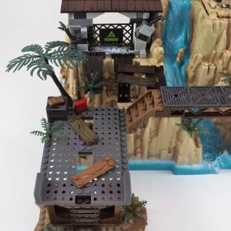 Mine shaft entrance (Hope is lost....) MOC