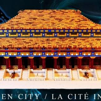 Image of: Forbidden City China