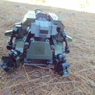 Halo Wars 2 UNSC Kodiak rebuild part