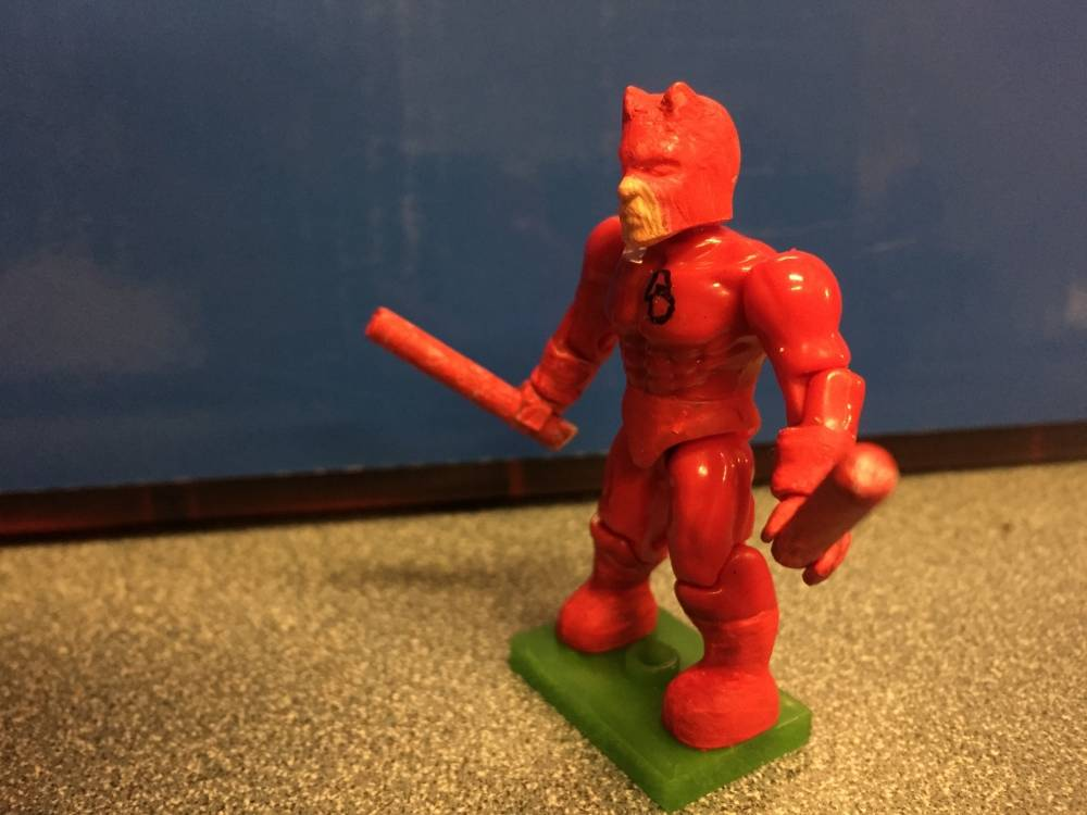 Image of: Dare devil marvel mega bloks