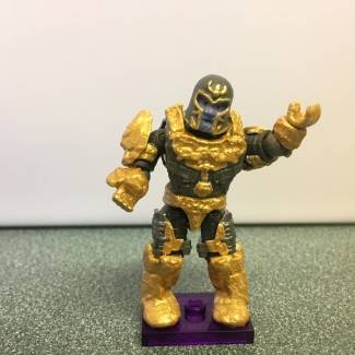 Image of: Thanos marvel mega bloks