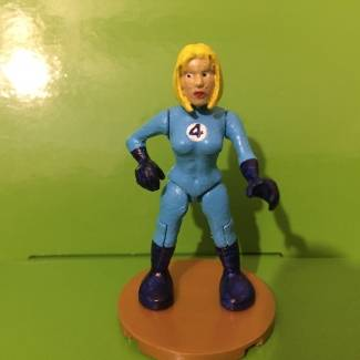 Image of: Sue storm marvel mega bloks