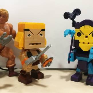 Image of: He-Man 4ever !