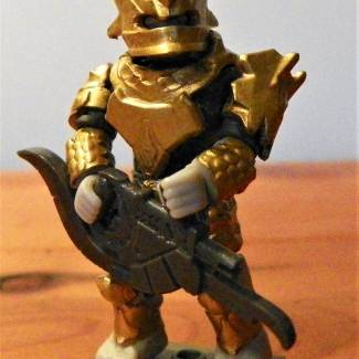 Image of: Halo Gold Brute Captain