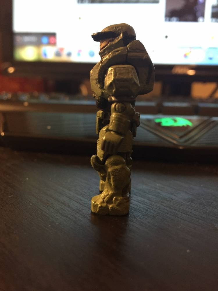 Image of: Master Chief ShadowSpartan_237 Reach Armor Contest