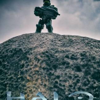 Halo Movie Posters