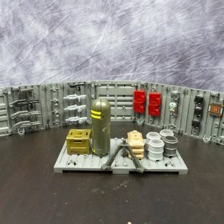 Image of: Container Truck Armory