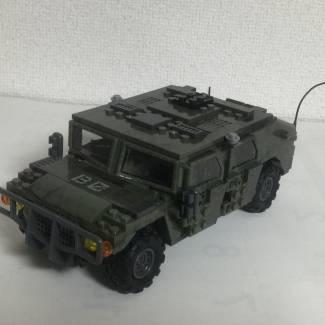 Modified hmmwv (DPB57)again