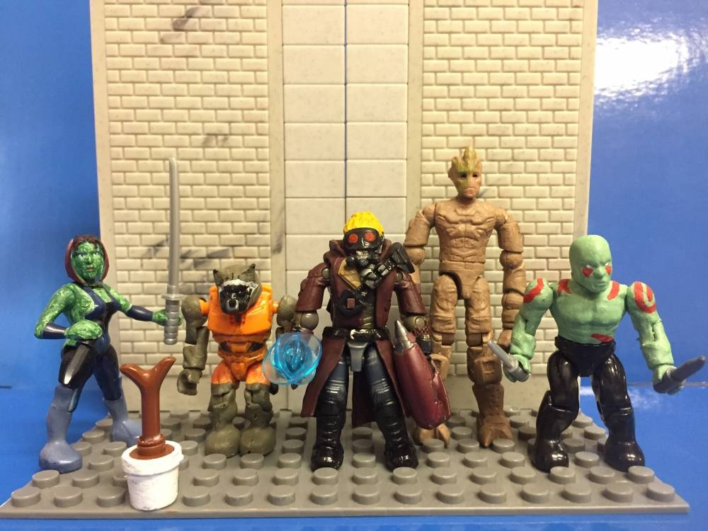 Image of: Guardians of the Galaxy