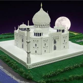 Image of: Taj Mahal