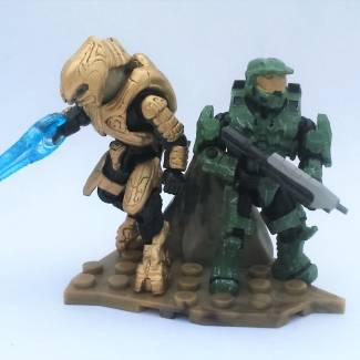 Image of: halo 3