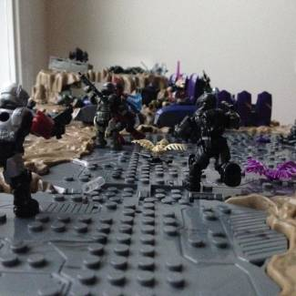 Image of: Attack on Covenant Outpost