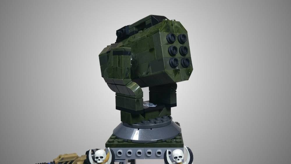 Image of: M95 Guided Missile Weapon System.