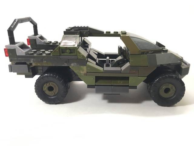 Image of: UNSC Resistance Warthog