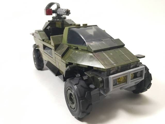 UNSC Fast Strike Warthog (based on Hunt Dougherty concept)