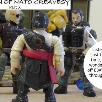 Image of: The Return of Nato Greavesy: Part X
