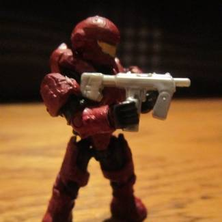Image of: Custom Vale from Halo 5