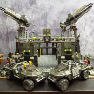 Image of: UNSC Firebase Interior 2